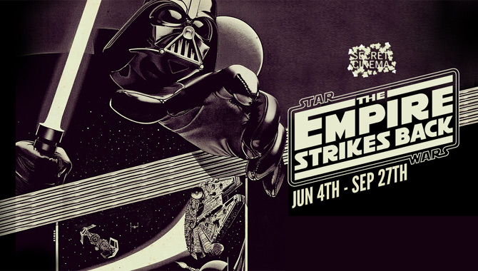 Secret Cinema presents Star Wars: The Empire Strikes Back