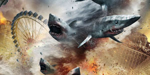Sharknado Movie Still