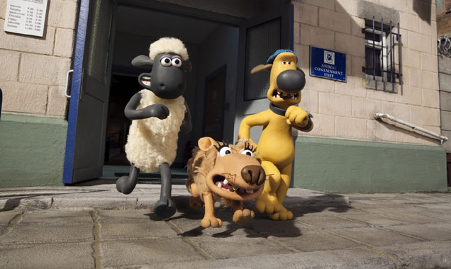 Shaun the Sheep Movie Movie Still