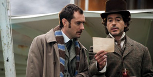 Sherlock Holmes: A Game of Shadows Movie Still