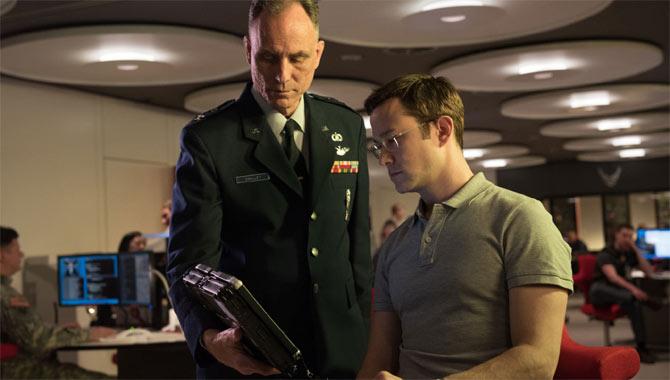 Snowden Movie Still
