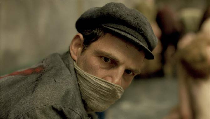 Son of Saul Movie Still