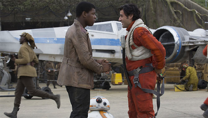 Star Wars Episode VII: The Force Awakens Movie Review