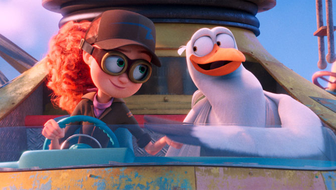 Storks Movie Review
