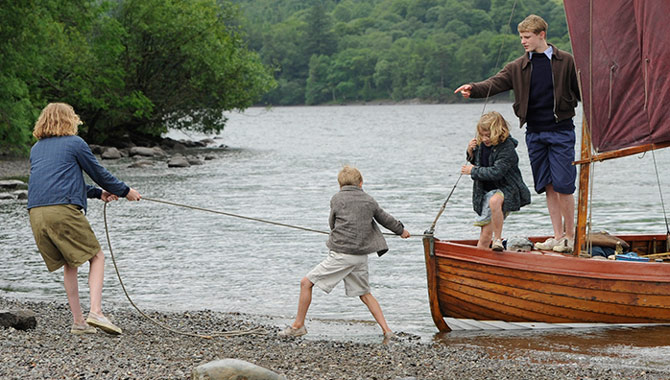 Swallows and Amazons Movie Review