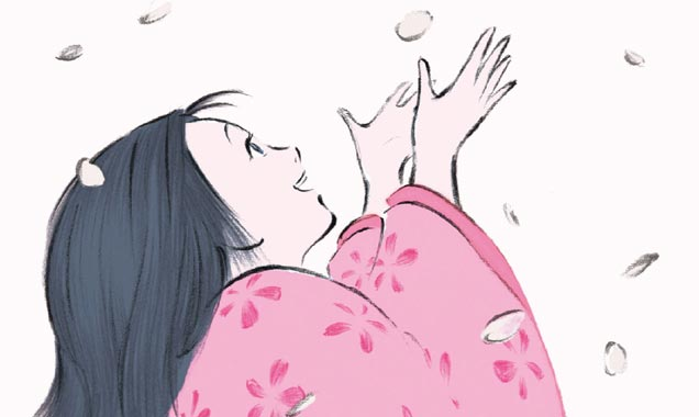 The Tale of the Princess Kaguya Movie Review