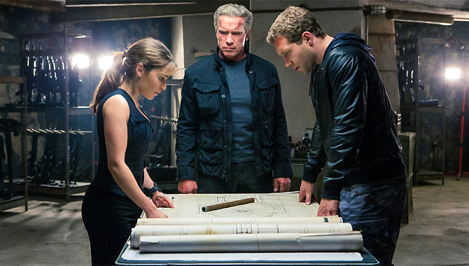 Terminator Genisys Movie Still
