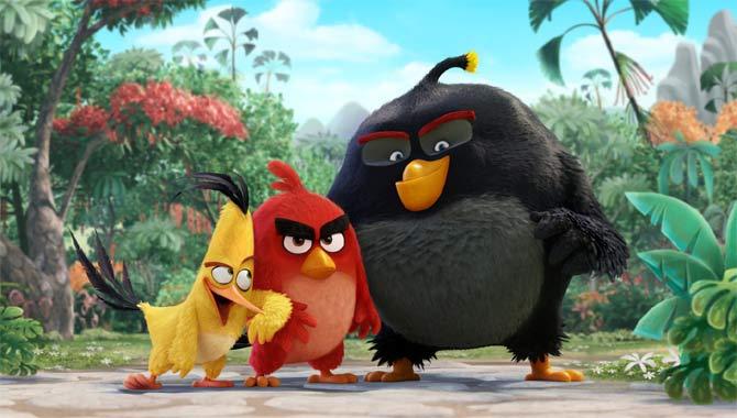 The Angry Birds Movie Movie Still