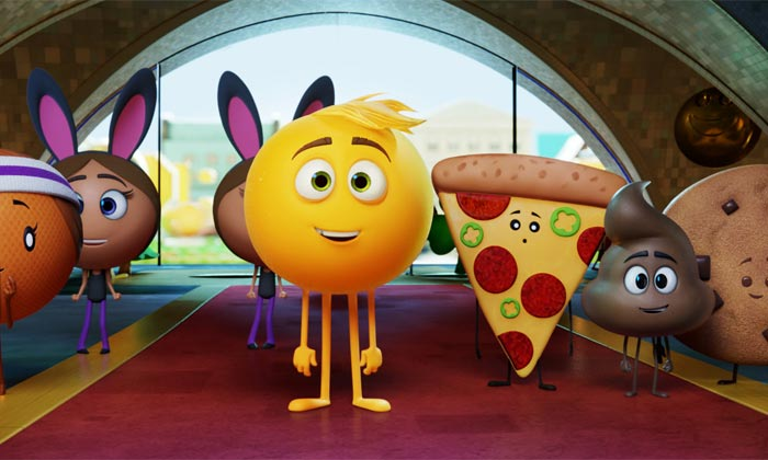 The Emoji Movie Movie Still