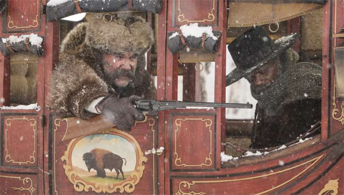 The Hateful Eight Movie Still