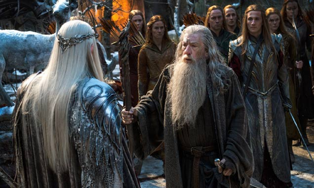 The Hobbit: The Battle of the Five Armies Movie Still