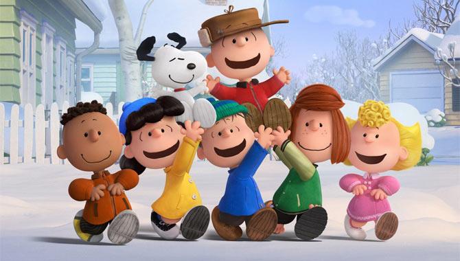 The Peanuts Movie Movie Still