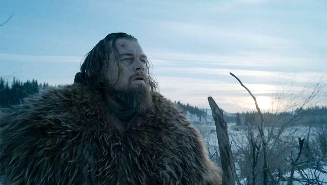 The Revenant Movie Still