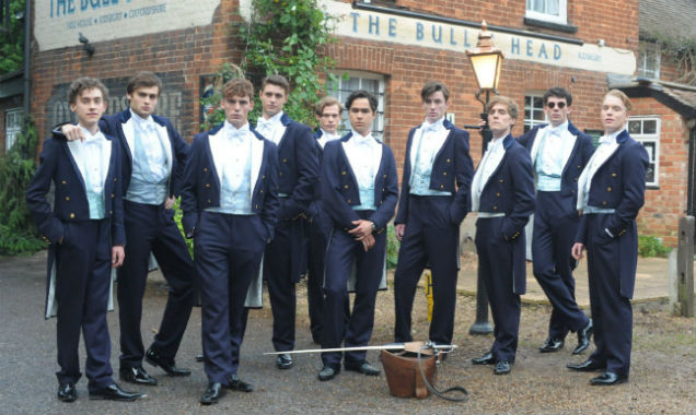 The Riot Club Movie Review