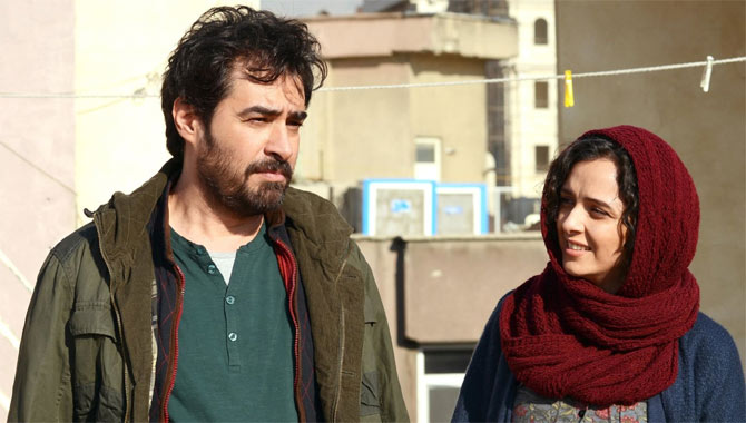 The Salesman Movie Still