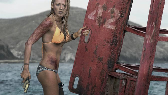 The Shallows Movie Review
