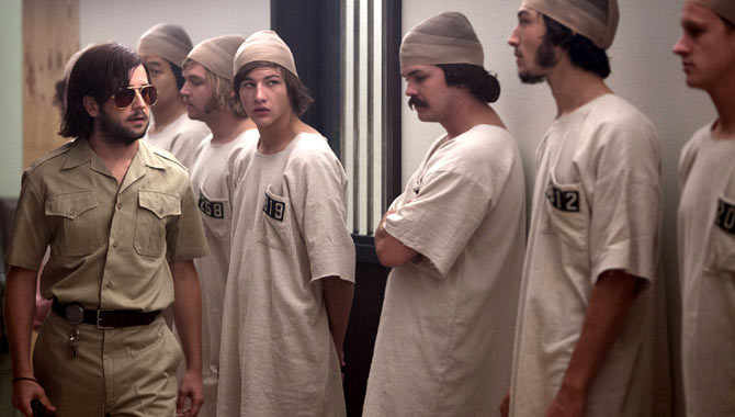 The Stanford Prison Experiment Movie Still