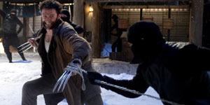 The Wolverine Movie Still