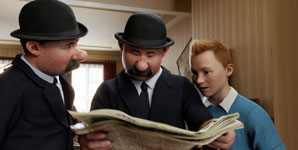 The Adventures of Tintin: The Secret of The Unicorn Movie Review