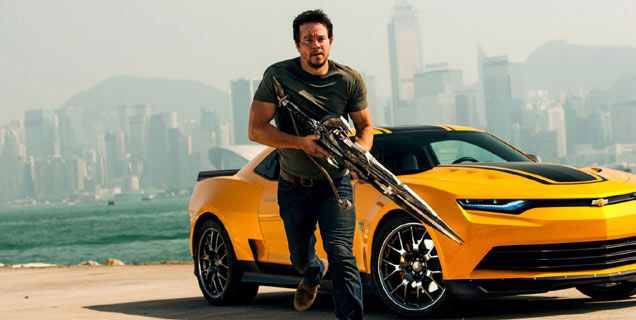 Transformers: Age of Extinction Movie Review