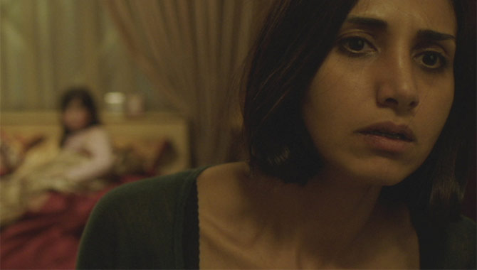 Under the Shadow Movie Still