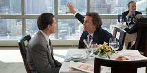 The Wolf of Wall Street Movie Review