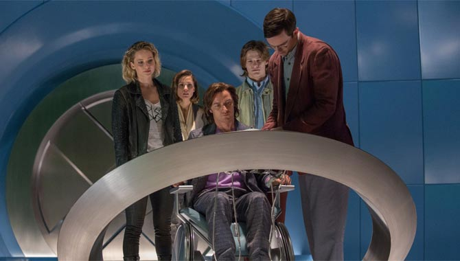 X-Men: Apocalypse Movie Still