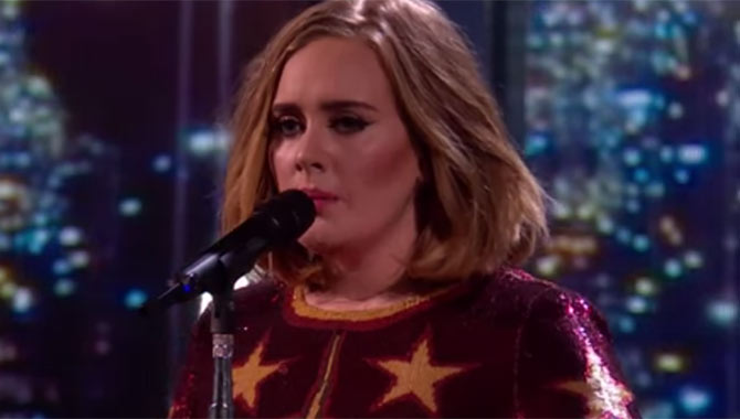 Adele - When We Were Young [Live]