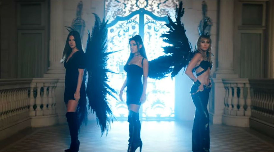 Ariana Grande, Miley Cyrus, Lana Del Rey - Don't Call Me Angel (Charlie's Angels) Video Video