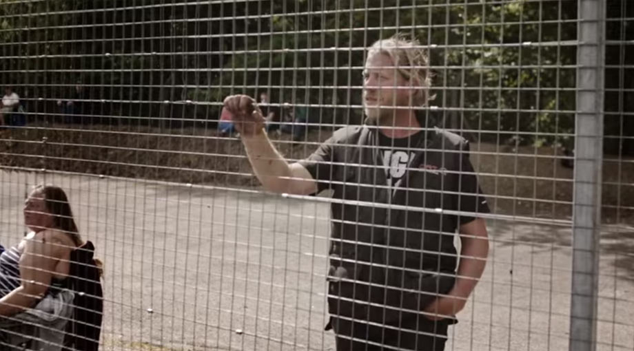 Augustines - When Things Fall Apart Video Video