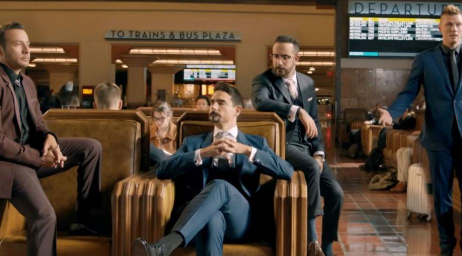 Backstreet Boys - Chances Video Video