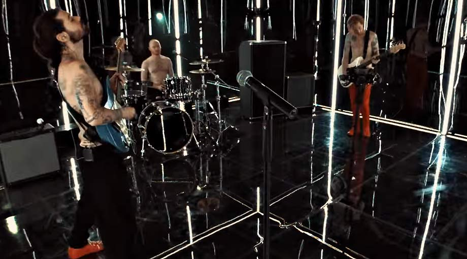 Biffy Clyro - Flammable Video Video