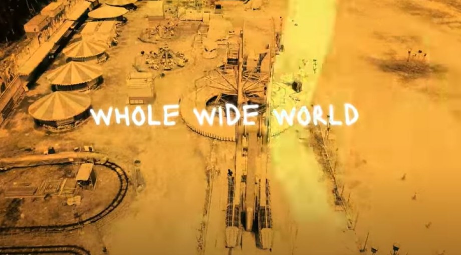Billie Joe Armstrong - Whole Wide World Lyric Video Video
