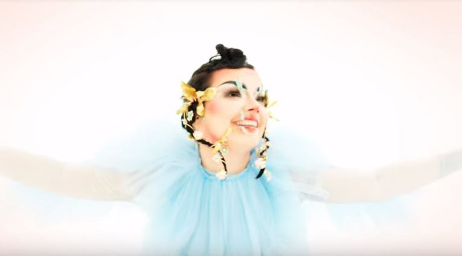 Bjork - Blissing Me Video Video