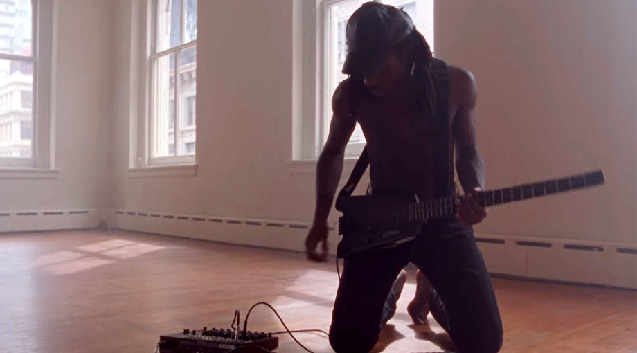 Blood Orange - Augustine Video Video