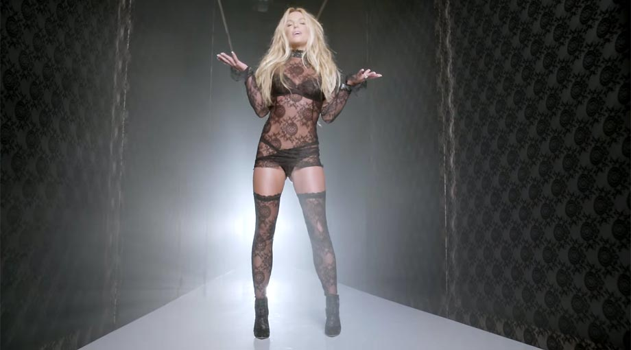 Britney Spears - Make Me... featuring G-Eazy Video Video