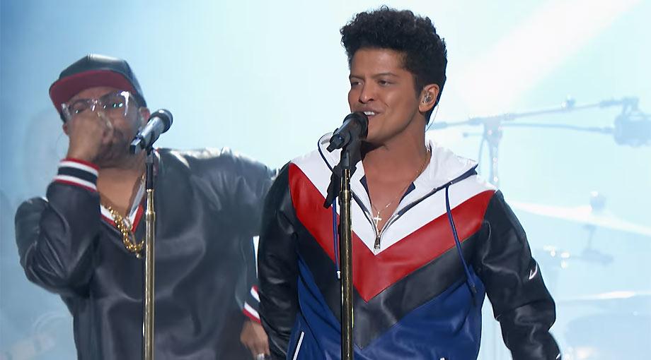 Bruno Mars - That's What I Like [Live]
