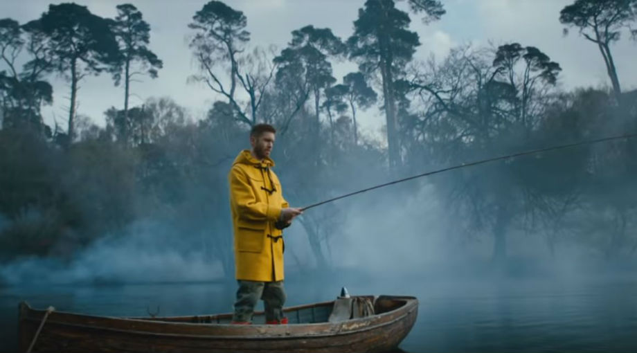 Calvin Harris, Rag'n'Bone Man - Giant Video Video