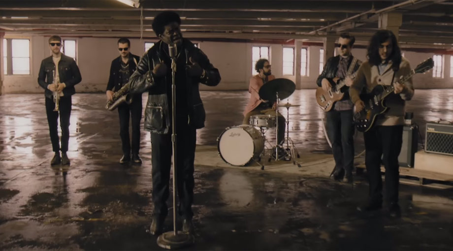 Charles Bradley - Ain't It A Sin Video Video