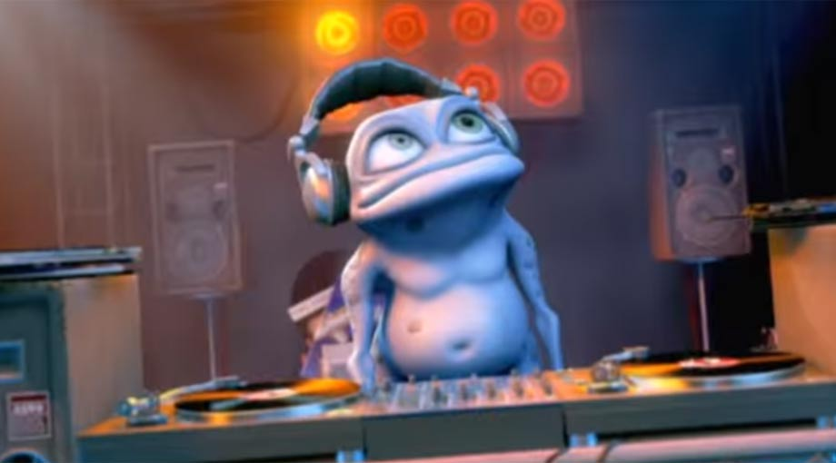 Crazy Frog - Daddy Dj (Vidéo Clip) Video