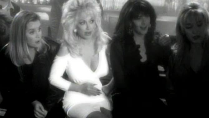 Dolly Parton - Romeo (Featuring Billy Ray Cyrus, Tanya Tucker, Mary Chapin Carpenter, Kathy Mattea, And Pam Tillis)