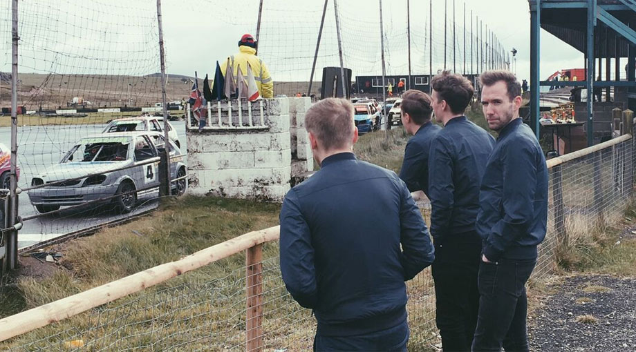 Dutch Uncles - Big Balloon Video Video