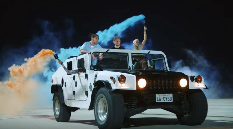 Ed Sheeran - Beautiful People ft. Khalid Video Video