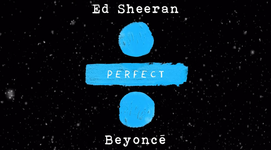 Ed Sheeran - Perfect ft. Beyonce Audio Video