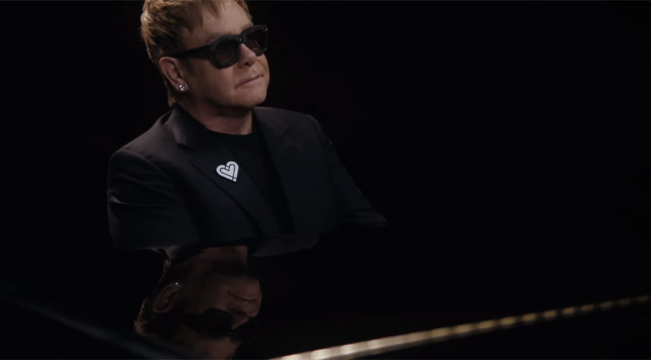 Elton John - A Good Heart Video Video