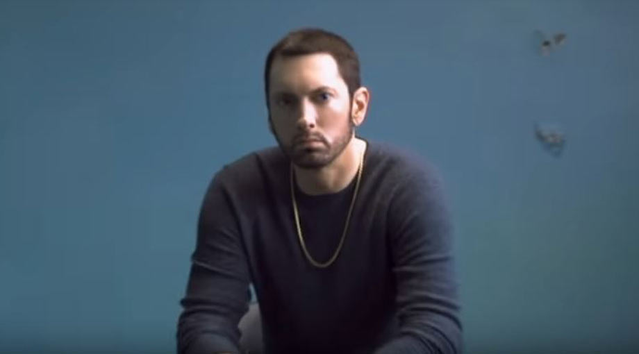 Eminem - River ft. Ed Sheeran Video Video