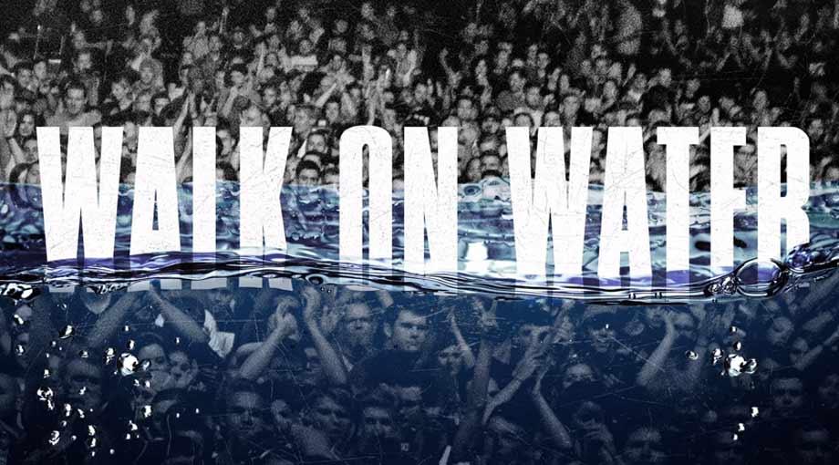 Eminem - Walk On Water ft. Beyonce Audio