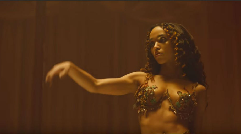 FKA Twigs - Cellophane Video Video