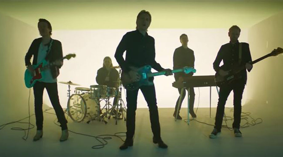Franz Ferdinand - Always Ascending Video Video