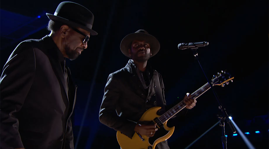 Gary Clark Jr. and William Bell - Born Under a Bad Sign [Live] Video Video